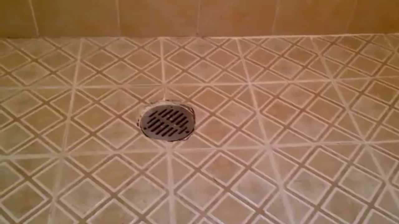 Como quitar el sarro en el ba o youtube - Como quitar el sarro del piso ceramico ...