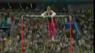 Fabian Hambuchen 2008 Beijing Olympic Event Finals: High Bar Video
