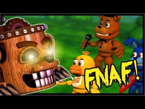 IT'S FIVE NIGHTS AT FREDDY'S WORLD! | FNAF World [First Run]