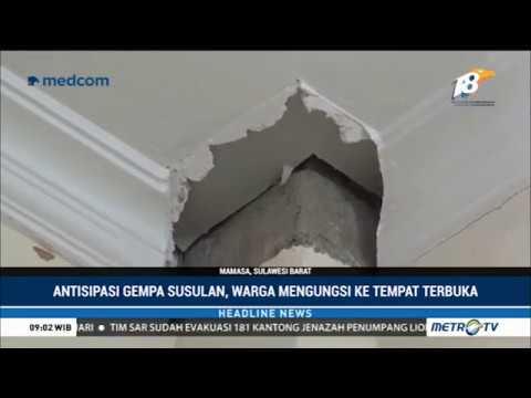 Gempa Mamasa, Aktivitas Belajar Mengajar Dihentikan Sementara Mp3