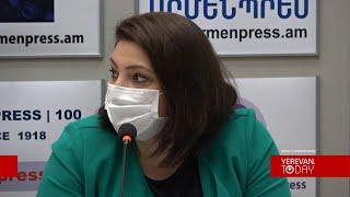 Կորոնավիրուսի պայմաններում ճանապարհաշինության ծրագրերը  չեն կասեցվի. Քրիստինե Ղալեչյանը