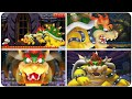 All Final Bosses in New Super Mario Bros. Games