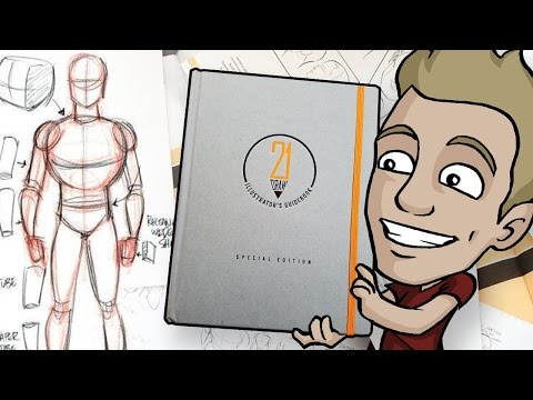The ILLUSTRATOR'S GUIDEBOOK - Review and Giveaway!