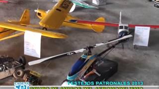 Aeromodelismo en General Deheza