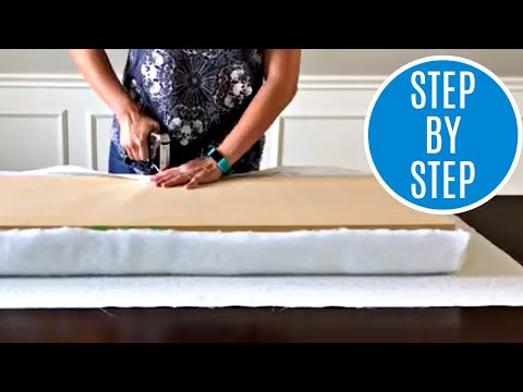 how-to-make-a-no-sew-bench-cushion---diy-upholstered-bench-seat