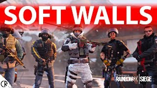 Soft Walls - Ranked - Tom Clancy's Rainbow Six Siege - R6