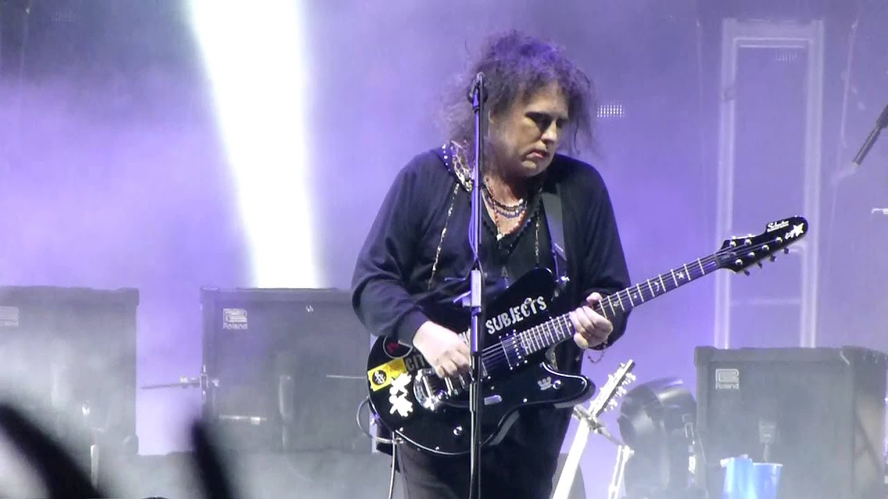 Resultado de imagen de The Cure at Lollapalooza 2013 Full Set HD