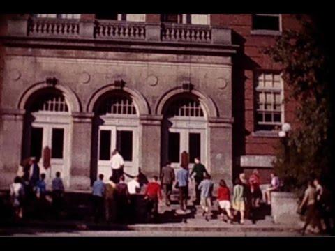 Elgin High School in Action (1943)