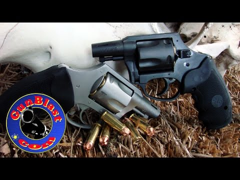 """Shooting the Charter Arms """"Boomer"""" 44 Special Five-Shot Pocket Cannon - Gunblast.com"""