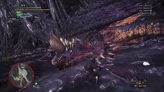 [MWH] Nergigante Solo switch axe 7'16''76