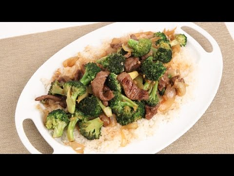 Beef & Broccoli Stir Fry Recipe - Laura Vitale - Laura In The Kitchen Episode 861