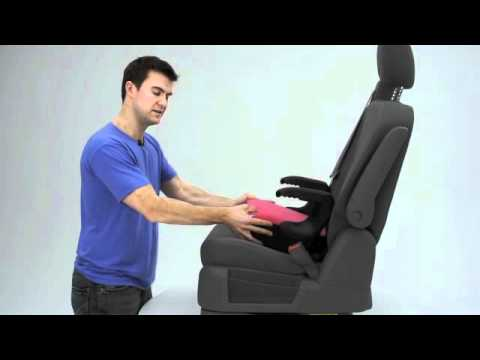 How To Use Clek Olli With Latch | Booster Seat