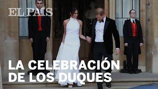 BODA REAL: Enrique y Meghan acaban el día  con una fiesta privada en Frogmore House | Gente