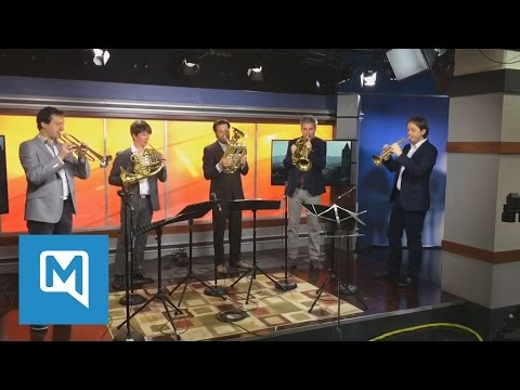 BR-Symphoniker live im US-Frühstücksfernsehen