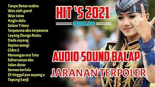 JARANAN TERPOPULER 2021 FULL BASS UNTUK AUDIO SOUND BALAP