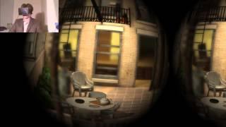 Oculus Rift Gaming: (Private Eye)