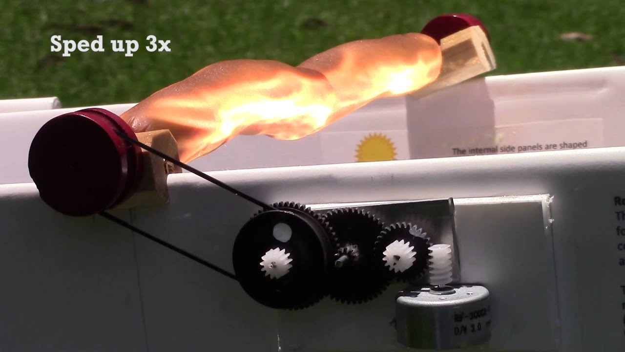 no answers how to make a solar hotdog cooker.