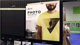 Lumi Photo Printing Kit - Hot Product Winner CHA 2015