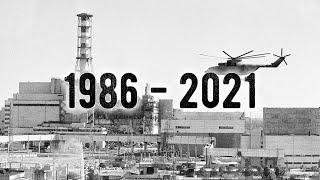 Чернобыль 1986-2021. Неизвестные истории очевидцев и ликвидаторов аварии на ЧАЭС