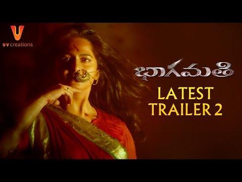 Bhaagamathie Latest TRAILER 2 | Anushka | Unni Mukundan | Thaman S | #Bhaagamathie | UV Creations