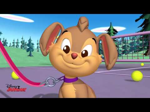 Minnie's Bow-Toons - A Walk In The Park - Hot Dogs - Official Disney Junior HD