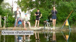 Рибалка біля села Канівське