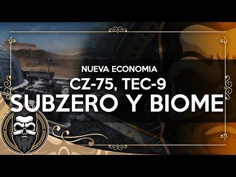 NUEVA ECONOMÍA, AUG Y SG, CAMBIOS EN TEC-9 y CZ, SUBZERO Y BIOME (Act 9/10/18) | CS:GO | Muit0