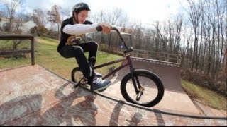 How to Ice Pick Stall BMX
