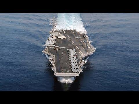 陈破空:险些开战!美国航母突进南海,中共舰队落荒而逃。越南再次获胜