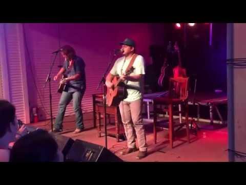 Amnesia - Josh Abbott & William Clark Green (acoustic)
