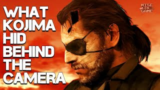 Metal Gear Solid V: The Phantom's Eyes | Mise-En-Game