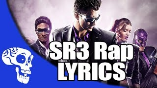 Saints Row 3 Rap | LYRICS | JT Machinima