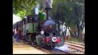 Le Mastrou train touristique du Vivarais en 1999