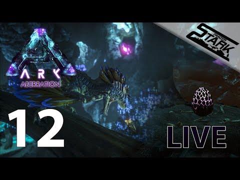 ARK Aberration - 12.Rész (Felhozzuk a sárkány tojásokat) - Stark LIVE