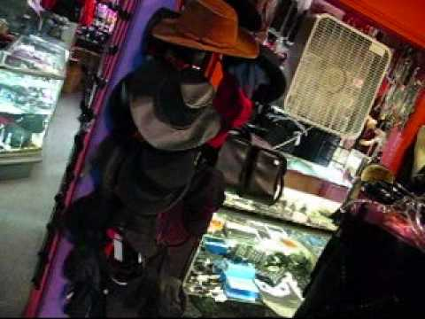 Noir Leather Fetish Store Tour. from YouTube · Duration:  5 minutes 27 seconds