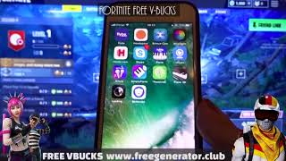 FORTNITE FREE V-BUCKS: How To Get Free V Bucks in Fortnite (2018,NEW)