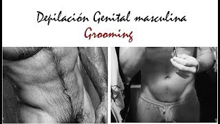 Depilación para hombre: Cómo depilarse el vello del pubis paso a paso by landoigelo.com