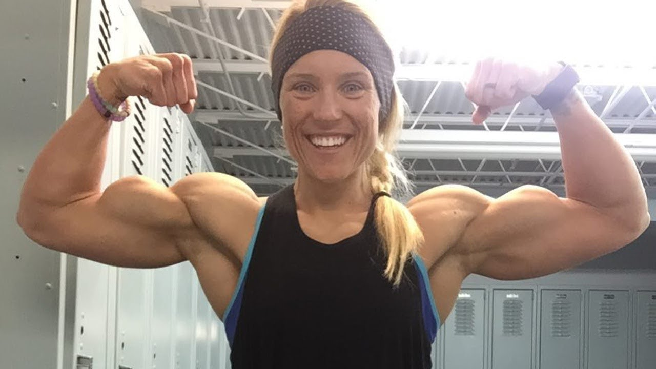 muscle Her biceps