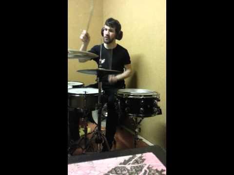 Drum groove.