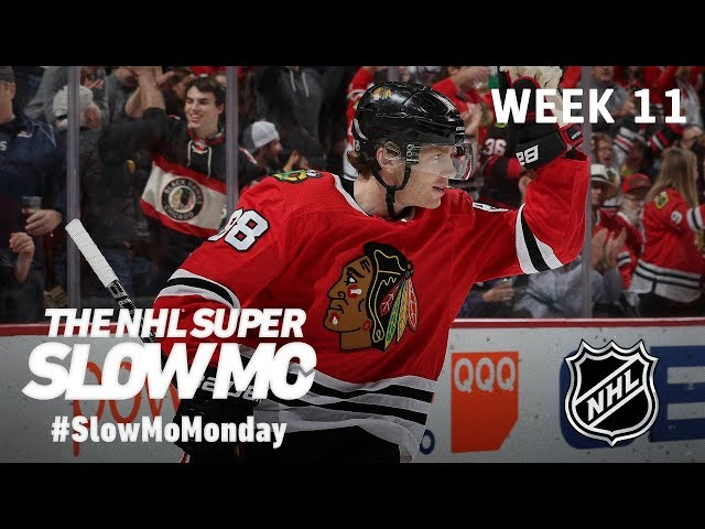 Super Slow Mo: Week 11