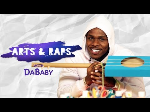 dababy-freestyles-with-kids-|-arts-&-raps