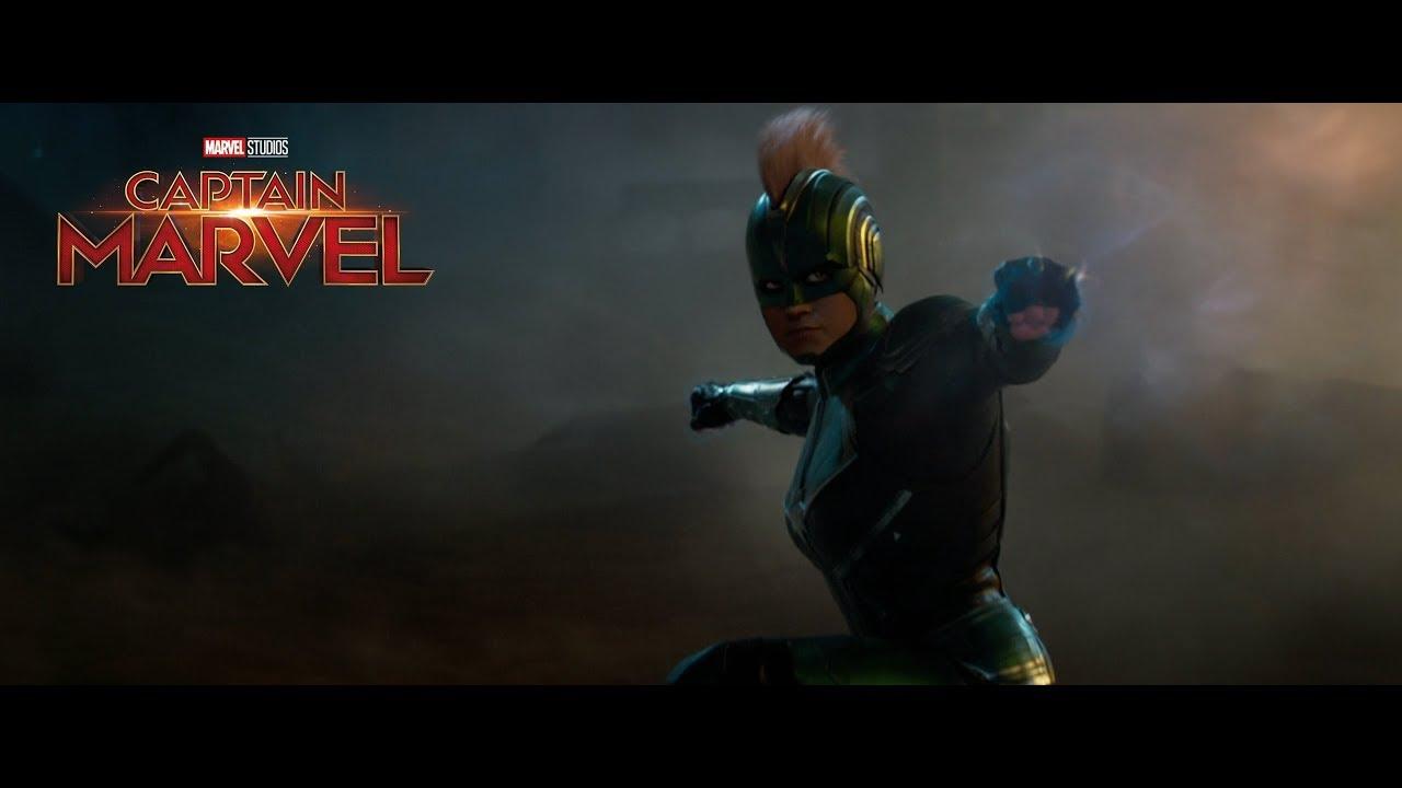 Marvel Studios' Captain Marvel | Intergalactic War Featurette