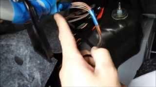 Мерседес е класс w211 Ремонт замка крышки багажника(, 2014-04-02T21:47:18.000Z)