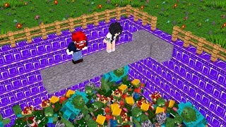 So überlebst du 30000 Zombies in Minecraft 🧟