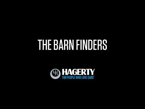 The Barn Finders | Hagerty Seminar