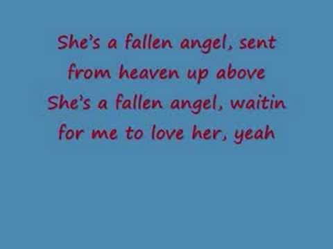 Chris BrownFallen Angel lyrics
