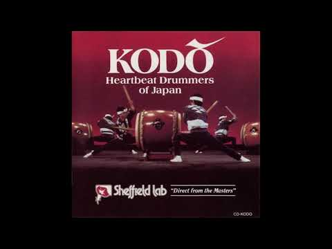 Kodo - Heartbeat Drummers of Japan (1985) FULL ALBUM