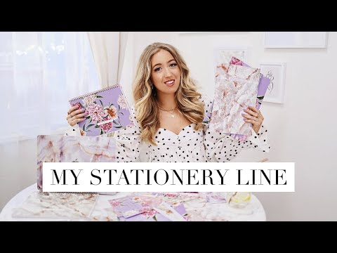 BACK TO SCHOOL / OFFICE STATIONERY HAUL 2020 💖 Supplied by Lily Stationery Collection Overview 5.0