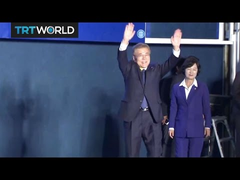 South Korean Election: Moon Jae-in claims victory after rivals concede