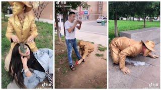 Hài Troll Đường Phố 2019 Cười Không Nhặt Được Mồm | Funny videos china|douiyn